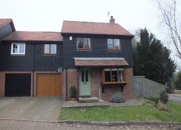 Thumbnail 3 bed link-detached house for sale in Peacock Place, Selling, Faversham