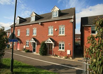 Thumbnail 3 bed town house for sale in Davey Walk, Northway, Tewkesbury