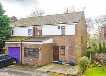 Thumbnail 3 bedroom semi-detached house for sale in Pendle Court, Astley Bridge, Bolton