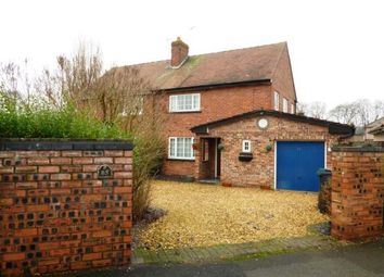 Thumbnail 3 bed semi-detached house for sale in Maple Grove, Hoole, Chester, Cheshire