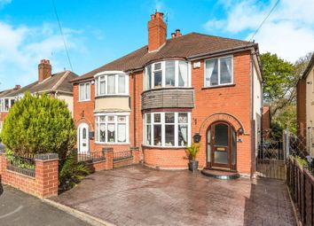 Thumbnail 3 bedroom semi-detached house for sale in Trejon Road, Cradley Heath