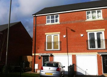 Thumbnail 3 bed town house for sale in Nottingham Road, Belper