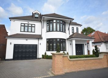 Thumbnail 5 bed detached house for sale in Links Avenue, Gidea Park