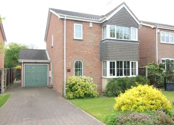 Thumbnail 4 bed detached house for sale in 35, Meadow Road, Worksop
