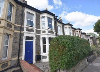 Thumbnail 2 bed terraced house for sale in Lawn Road, Fishponds, Bristol