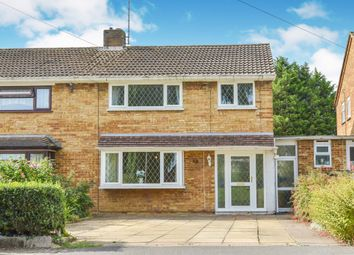 Thumbnail 3 bedroom semi-detached house for sale in Ludlow Close, Bletchley, Milton Keynes
