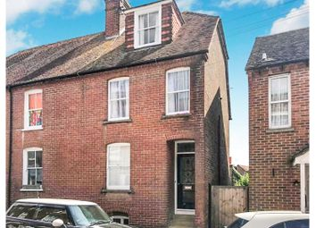 Thumbnail 3 bedroom town house for sale in Tarrant Street, Arundel