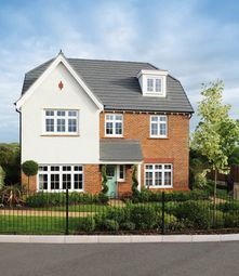 Thumbnail 5 bedroom detached house for sale in Orwell Drive, Arborfield, Reading