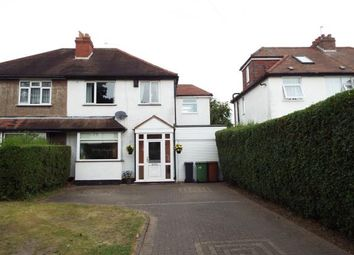 Thumbnail 3 bedroom semi-detached house for sale in Bridle Lane, Sutton Coldfield, West Midlands