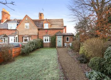 Thumbnail 3 bed end terrace house for sale in Stoke Road, Stoke D'abernon, Cobham, Surrey