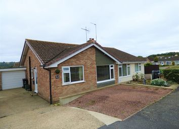 Thumbnail 2 bed semi-detached bungalow for sale in Scalwell Park, Seaton