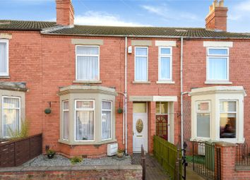 Thumbnail 2 bed terraced house for sale in Huntingtower Road, Grantham