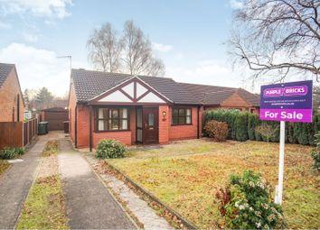 Thumbnail 2 bed detached bungalow for sale in Staffordshire Crescent, Doddington Park