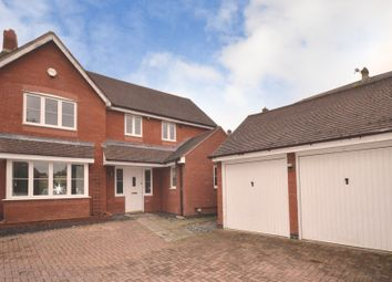 Thumbnail 4 bed detached house to rent in Tiverton Crescent, Kingsmead
