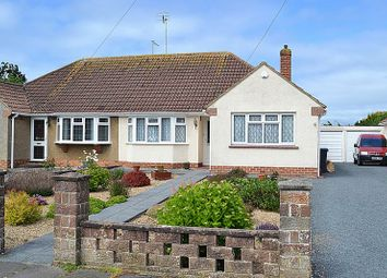 Thumbnail 3 bed semi-detached bungalow for sale in Melrose Avenue, Worthing