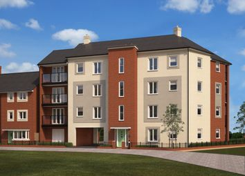 "Thumbnail 2 bed flat for sale in ""Syston"" at Willowherb Road, Emersons Green, Bristol"
