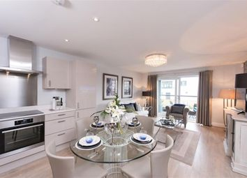 Thumbnail 2 bed flat for sale in Normanton Road, Leatherhead
