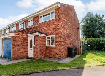 Thumbnail 3 bed semi-detached house for sale in Petunia Crescent, Chelmsford, Essex