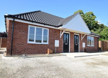 Thumbnail 1 bedroom semi-detached bungalow for sale in Highbury Road, Bury St. Edmunds