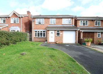 Thumbnail 5 bed detached house to rent in Stanbrook Road, Shirley, Solihull