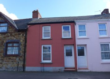 Thumbnail 2 bed terraced house for sale in Prendergast, Haverfordwest