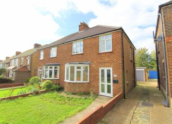 Thumbnail 3 bed semi-detached house for sale in Foredown Drive, Portslade, Brighton