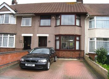 Thumbnail 3 bed property for sale in Sewall Highway, Courthouse Green, Coventry