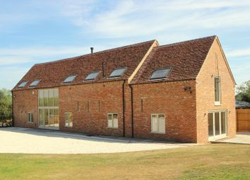 Thumbnail 4 bed barn conversion for sale in Mere Barn, Milcote Road, Welford On Avon
