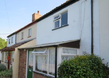Thumbnail 1 bed terraced house for sale in Long Yard, Union Road, Smallburgh, Norwich, Norfolk