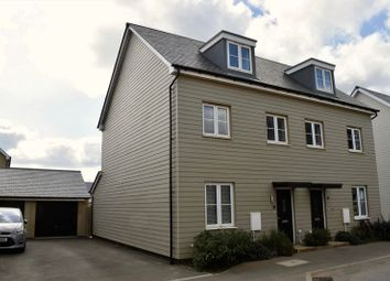 Thumbnail 3 bed semi-detached house for sale in Heritage Way, Brixham