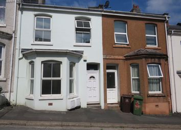 Thumbnail 1 bed flat for sale in Wake Street, Plymouth