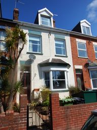 Thumbnail 4 bedroom terraced house to rent in South Lawn Terrace, Exeter