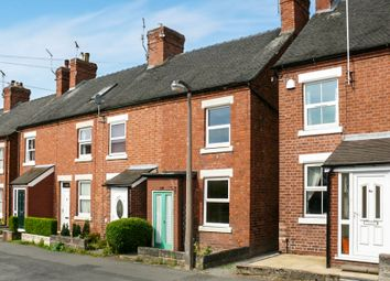 Thumbnail 2 bedroom terraced house to rent in Frogmore Road, Market Drayton
