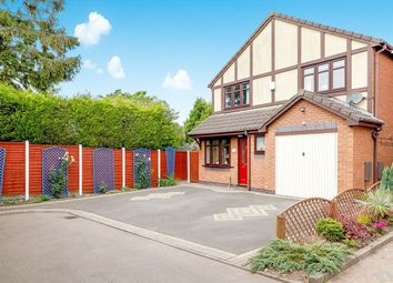 Thumbnail 4 bed detached house for sale in Damson Court, Hinckley