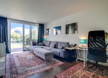 Thumbnail 1 bed flat for sale in Rivulet Apartments, Devan Grove, London