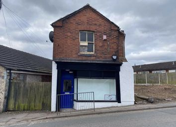 Thumbnail Retail premises for sale in Keelings Road, Northwood, Stoke-On-Trent