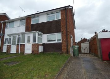 Thumbnail Semi-detached house for sale in Winchcombe Road, Basingstoke