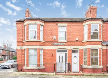 Thumbnail 3 bed end terrace house for sale in Falkland Street, Birkenhead