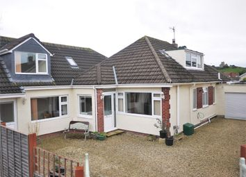 Thumbnail 5 bedroom detached bungalow for sale in Willow Close, Uphill, Weston-Super-Mare