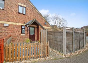 Thumbnail 1 bedroom end terrace house for sale in Coriander Drive, Thetford