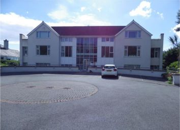 Thumbnail 2 bed flat for sale in Caernarvon Road, Pwllheli