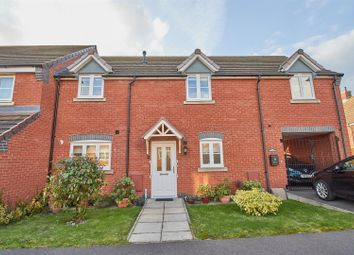 Thumbnail 1 bed flat for sale in Mulberry Way, Hinckley