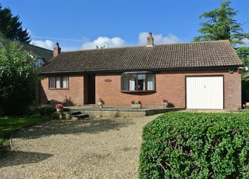 Thumbnail 2 bed detached bungalow for sale in Main Road, Dunsby, Bourne, Lincolnshire