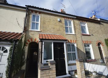 Thumbnail 2 bed terraced house for sale in Newmarket Street, Norwich, Norfolk