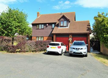 Thumbnail 4 bedroom detached house for sale in Longridge, Colchester