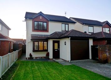Thumbnail 3 bed detached house to rent in The Oval, Llandudno