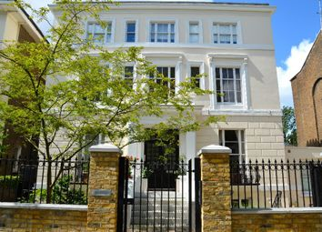 Thumbnail 2 bed terraced house to rent in Hamilton Terrace, London