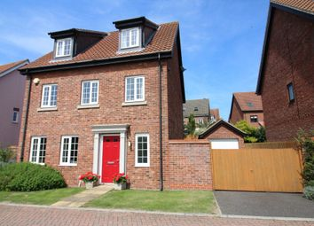 Thumbnail 5 bedroom detached house for sale in Fern Drive, Cringleford, Norwich