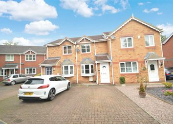 Thumbnail 2 bed terraced house for sale in Rosefield Close, Davenport, Stockport, Cheshire