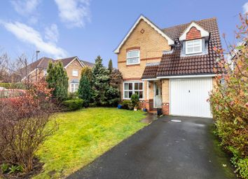 Thumbnail Detached house for sale in Stonecroft Gardens, High Heaton, Newcastle Upon Tyne